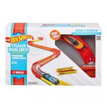 Briquedo Hot Wheels Track Builder Curvas Premium - 8592 - Mattel