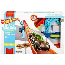 Briquedo Hot Wheels Track Builder Mega Velocidade - 8592 - Mattel