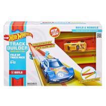 Briquedo Hot Wheels Track Builder Pista Dobrável - 8592 - Mattel