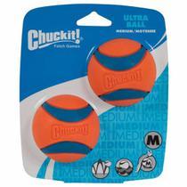 Briquedo para Cães Bola Ultra Ball 2Pk M Chuckit -