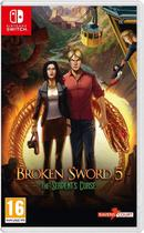 Broken Sword 5: The Serpent'S Curse - Switch - Nintendo