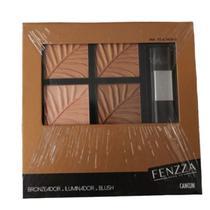 Bronzeador iluminador fenzza blush -