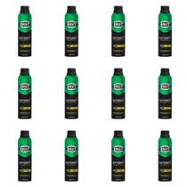 Brut All Day Sport Desodorante Aerosol 48h 150ml (Kit C/12) -