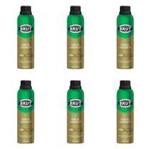 Brut Gold Legacy Desodorante Aerosol 48h 150ml (Kit C/06) -