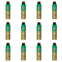 Brut Gold Legacy Desodorante Aerosol 48h 150ml (Kit C/12) -