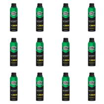 Brut Sport Desodorante Aerosol 48h 150ml (Kit C/12) -