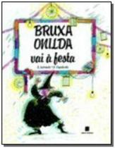 Bruxa onilda vai a festa - colecao bruxa onilda - Scipione