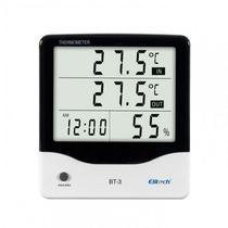Bt3 termohigrometro digital temperatura e umidade max e min 30 a 70c  2099ur - ELITECH