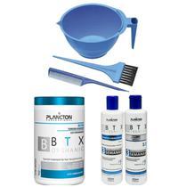 Btx Orghanic Plancton Sem Formol 1kg + Kit 3 Semanas -