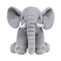 Buba almofada elefante gigante cinza 7561 -