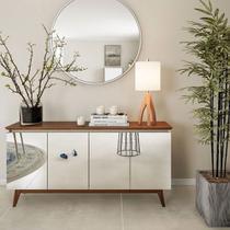 Buffet Classic Com 4 Portas e Espelho - Imcal