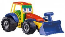 Build friends caminhão e trator - dismat mk265 -