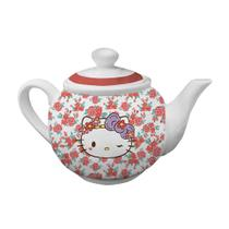 Bule de Porcelana Hello Kitty 800 Ml - Urban