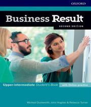 Business Result - Upper-intermediate - Students Book With Online Practice - 02 Ed - Oxford