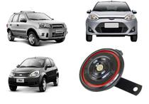 Buzina Bi-bi Especifica Ecosport Fiesta Ford Ka - Vetor