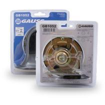 Buzina Caracol Chevrolet Montana 2011-2020 12v Gauss -