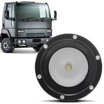Buzina Eletromagnética Tipo Paquerinha Grande Bi Bi 24V para Caminhão Agudo Grave - Vetor