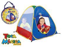 Cabana Infantil Colorida - Braskit -
