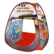 Cabana Infantil Portátil Barraca Toca Casinha Menino Carro - Dm Toys