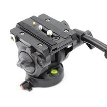 Cabeca Fluida para Tripe DSLR ou Video - VH-05 Video - 3,5kg - Leadwin