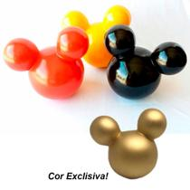 Cabeça Mickey Minnie Decoração Festas Aniversario Ceramica -