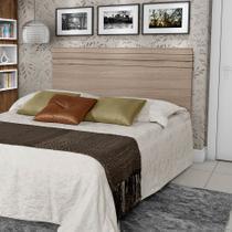 Cabeceira Queen Vegas Nogueira - Fama móveis