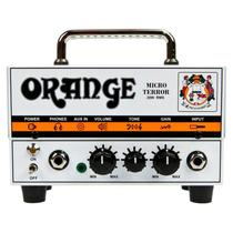 Cabeçote Pré Valvulado Guitarra Amplificador Orange Micro Terror 20W -