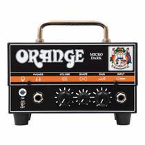 Cabeçote Valvulado Orange Micro Dark Head 20W Híbrido -