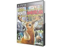 Cabelas North American Adventures para PS3 - Activision