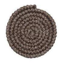 Cabelo crepe de lã para bigodes falsos e Pêlos faciais grisalho c/ castanho - Lynx Produções Artistica