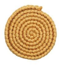 Cabelo crepe de lã para bigodes falsos e Pêlos faciais loiro - Lynx Produções Artistica