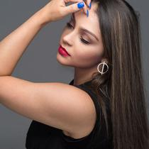 CABELO HUMANO Liso Izabeli 50 cm (50 gramas) - Bella Hair