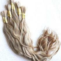 CABELO HUMANO Ondulado Ticiane 65 cm (50 gramas) - Bella Hair