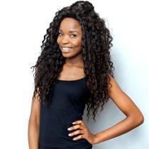 CABELO HUMANO Tecido Cacheado Glória 60 cm (45 gramas) - Bella Hair