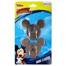 Cabides Pequenos 2 Peças Mickey- ETILUX -
