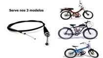 Cabo Acelerador Da Bicicleta Motorizada E Mobillete - Bikemotors