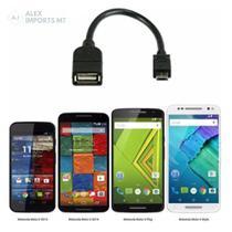 Cabo Adaptador Celular Micro Usb Otg Tablet Barato Cel - Alex Imports Mt