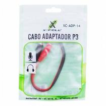 Cabo adaptador p3 - xc-adp-14 - ds tools - x-cell -