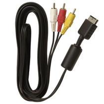 Cabo av áudio e vídeo compatível com console sony px1 px2 px3 - Master