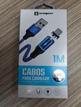 Cabo Carregador Magnético Iphone ( Lightning ) - Summexr