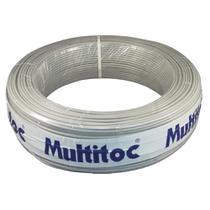 Cabo CCI Multitoc 50X02 Pares Cinza Rolo 100METROS -