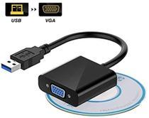 Cabo Conversor Adaptador USB 3.0 Para VGA - Lotus