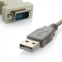 Cabo Conversor de USB Macho para Serial - Multilaser -