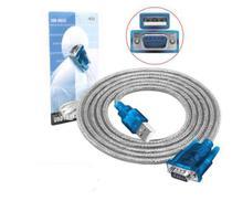Cabo Conversor Usb Para Serial Db9 80Cm Ad0018 - Global