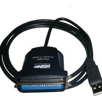 Cabo conversor usb x paralelo 36 pinos wi198 multilaser -