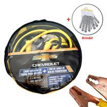 Cabo De Carga Para Bateria Chupeta Chevrolet GM 3,5m 600a -