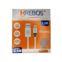 Cabo De Carregamento Turbo HRebos iPhone 3.1 HS-70 -