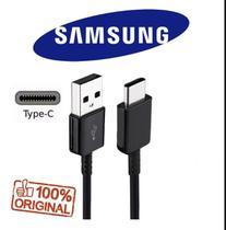 Cabo de Dados Usb-C Samsung Carregador Galaxy A11 A12 A20 A20s A21s A30 A30s  S9 S8 A8 Plus -
