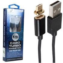 Cabo De Dados Usb Con.Magnetico Removivel Turbo 4.0a Micro  X-Cell Xc-Cd-73 1,5 M - XCELL