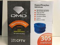 Cabo De Rede Diamond Cat5-e 305 metros Ethernet E Cftv internet Alta Qualidade -